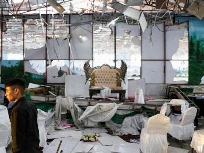 افغانستان:دارالحکومت کابل میں شادی کی تقریب میں دھماکہ، 63 ہلاک، 182 سے زائد زخمی
