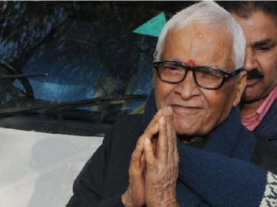 3باربہار کے وزیراعلی رہے جگن ناتھ مشرا کا انتقال، لمبے عرصہ سے بیمار تھے