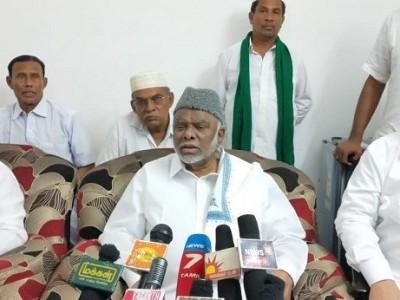 کشمیر معاملہ میں پاکستان اور چین کی مداخلت برداشت نہیں: انڈین یونین مسلم لیگ