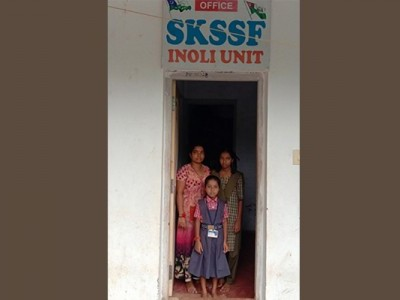 SKSSF gives shelter to family
