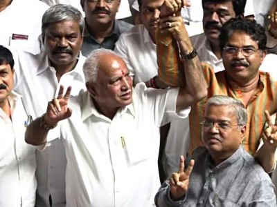 17 MLAs to be inducted as cabinet ministers in Karnataka
