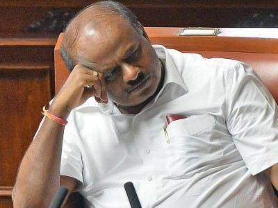 Not afraid of any probe into phone tapping: Kumaraswamy