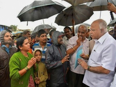Newly appointed Ministers to visit flood-hit areas