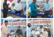 ہوناور کے ولکی میں خلیج مسلم شراوتی کونسل کا تعلیمی ایوارڈ پروگرام؛ سات ہونہار بچوں کو دیا گیا ایوارڈ