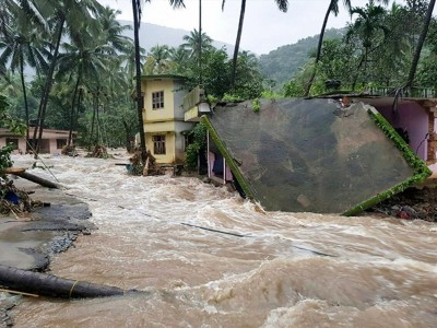 Property worth Rs 662.43 cr lost to floods in Uttara Kannada dist