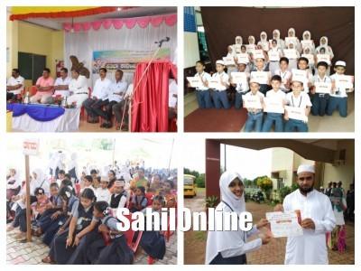 شیرور کے کلسٹرل لیول پرتیبھا کارنجی مقابلہ جات میں توحید پبلک اسکول کے طلبا کا بہترین مظاہرہ