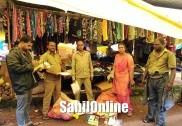 ಭಟ್ಕಳ: ಭಾನುವಾರದ ಸಂತೆ ಮಾರುಕಟ್ಟೆಯಿಂದ 40ಕೆಜಿ ಪ್ಲಾಸ್ಟಿಕ್ ಬ್ಯಾಗ್ ವಶ