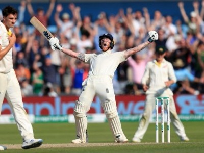 ایشز سیریز : انگلینڈ نے آسٹریلیا کو ایک وکٹ سے شکست دے دی، اسٹوکس کی شاندار بیٹنگ