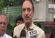 Why political leaders are under house arrest if situation is normal: Ghulam Nabi Azad