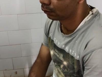 کاروار: نشے میں دھت نوجوانوں نے کیاپولیس اہلکار پر جان لیوا حملہ