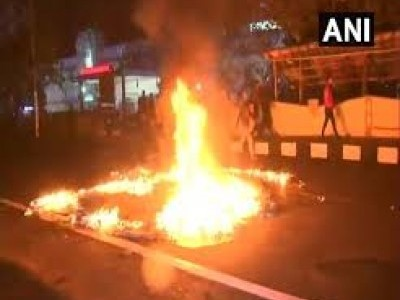 Guwahati under indefinite curfew amid protests against CAB