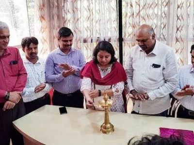 Library for journalists opened in Mangaluru
