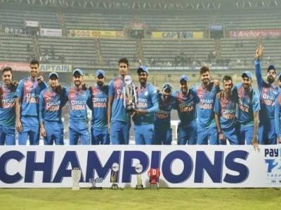 ہندوستان بمقابلہ ویسٹ انڈیز: کوہلی کی ٹیم نے حاصل کی آسان جیت، سیریز پرقبضہ
