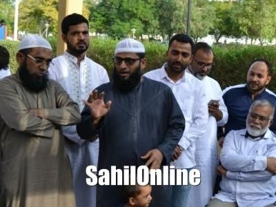 گلف کمیٹی شمشی کے زیراہتمام دبئی میں گیٹ ٹو گیدر کا انتظام