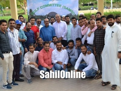 Gulf Committee Samsi host get-together event in UAE