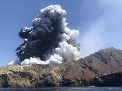 نیوزی لینڈ آتش فشاں کا دھماکہ: چھ لاشیں برآمد، ہلاکتوں کی تعداد 22 ہوئی
