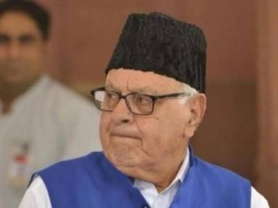 جموں کشمیر:نیشنل کانفرنس سربراہ فاروق عبداللہ کی حراست تین ماہ مزید بڑھی