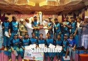 RSA Manki crowned 'NSA Champions Trophy' championship title against Lion Bhatkal