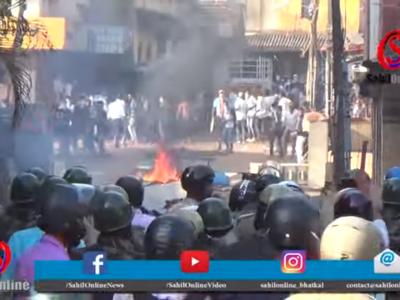 منگلورو فساد اور پولیس فائرنگ کو ہوگیا ایک سال۔ متاثرین کو نہیں ملا ابھی تک انصاف