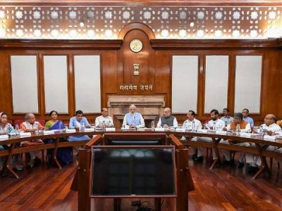Union Cabinet approves creation of 22nd Law Commission