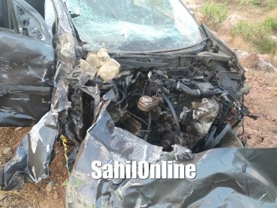 3 injured in two different road accidents in Bhatkal