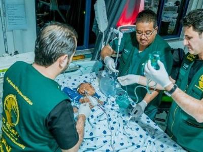 سعودی عرب کی طبی ٹیم کی دارالسلام میں تنزانیا کے 13 بچوں کی سرجری