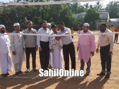 Annual sports day held in New Shams School, Bhatkal