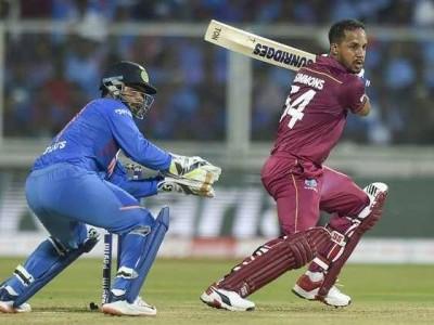ویسٹ انڈیز نے ہندوستان کو دوسرے ٹی -20 بین الاقوامی میچ میں 8 وکٹ سے شکست دے دی