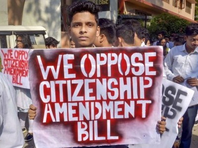 شہریت ترمیمی بل: دستور سے کھلواڑ ........... آز:  معصوم مرادآبادی