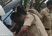 مینگلور کے قریب اپن انگڈی میں بیف سے بھرا کنٹینر  ضبط۔، ڈرائیورگرفتار