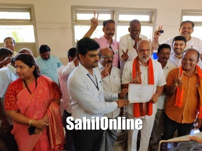 Karnataka by-elections: BJP's Shivram Hebbar registers comfortable victory in Yellapur constituency