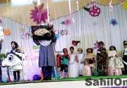 بھٹکل میں نونہال سینٹرل اسکول کے نونہالوں کا خوبصورت فینسی ڈریس مقابلہ