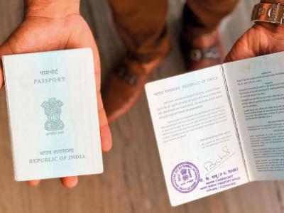 Expat's passport torn at Mangalore airport ahead of Dubai flight