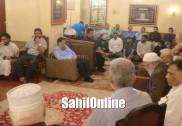 بھٹکل انجمن انجینئرنگ کالج کے فارغین کی دبئی میں نشست؛قائد قوم نے کہا؛ فارغین کا ساتھ ملا تو انجمن کی کامیابی یقینی