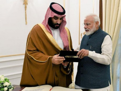 Crown Prince orders release of 850 Indian prisoners from Saudi jails on PM Modi's request