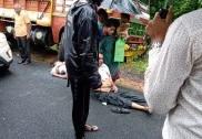 Car-Truck collision on Kumta-Sirsi road kills 1, injures 3