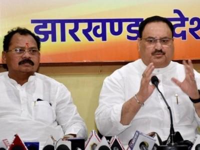 کرناٹک معاملہ: جے پی نڈا نے کہا، بی جے پی پر خرید فروخت کا الزام بے بنیاد