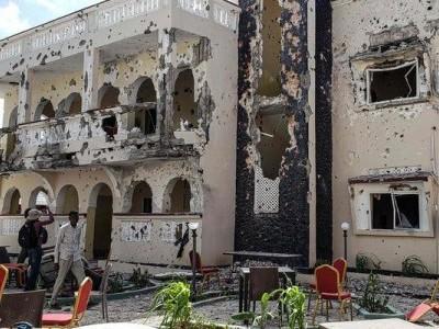 صومالیہ میں ہوٹل پر دہشت گردانہ حملہ، 6 ہلاک 50 زخمی