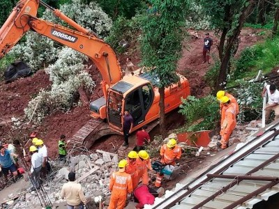 Himachal building collapse: Six Armymen among eight dead, FIR against owner