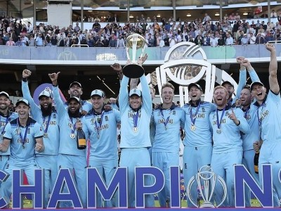 England wins World Cup in Super Over drama to end 44-year wait