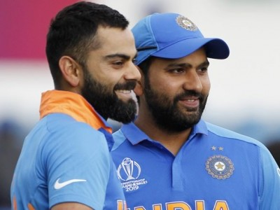 BCCI to check on Kohli-Rohit rift, split captaincy an option