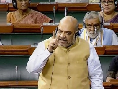 NRC process to be carried out in entire country: Amit Shah in Rajya Sabha