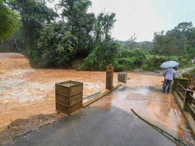 District Commissioner announces yellow alert in Kodagu for next 5 days