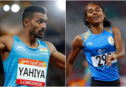 Hima Das wins fourth gold in 15 days, Muhammad Anas also wins top spot