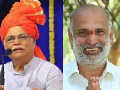 Deshpande, Hebbar clash over Uttara Kannada development