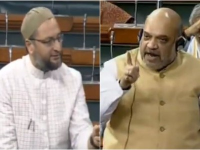 Why law on mob lynching not being enacted: Owaisi asks Shah in LS