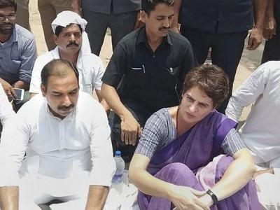 I am ready to go to jail, will not furnish bail amount: Priyanka Gandhi