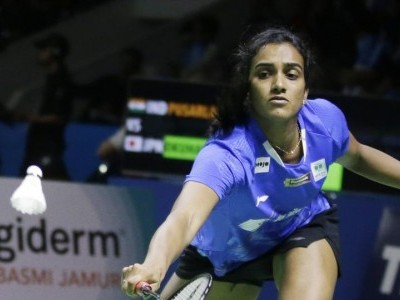 Indonesia Open 2019: PV Sindhu storms into semi-finals after thrashing Nozomi Okuhara