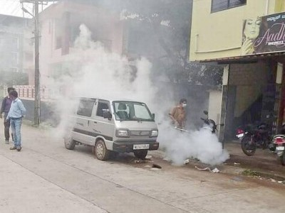 Vector-borne diseases: Establishment fined in Mangaluru