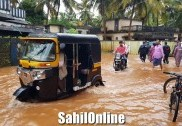 Heavy showers continue to batter Kodagu, Uttara Kannada